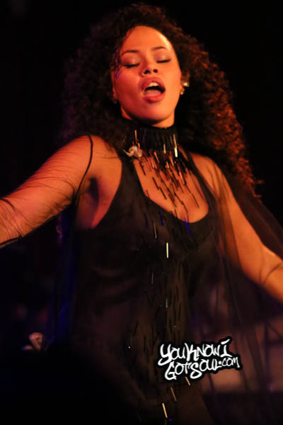 Elle Varner BB Kings 2014-6