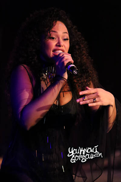 Elle Varner BB Kings 2014-7