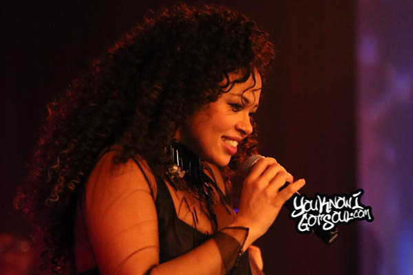 Elle Varner BB Kings 2014
