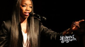 """Recap & Photos: Estelle Performs """"An Evening of True Romance"""" at BB Kings in NYC 12/16/14"""
