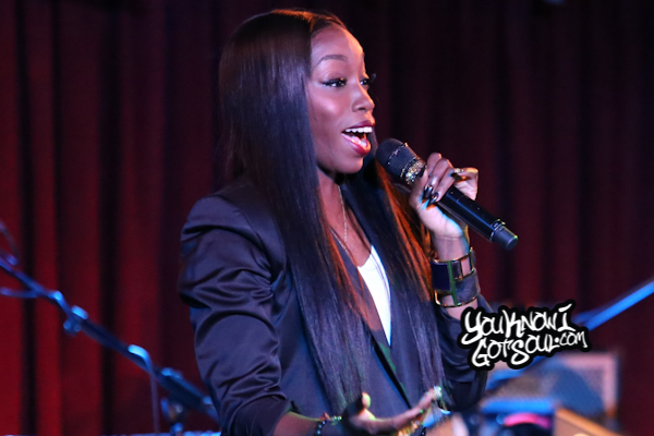 Estelle Interview: New Reggae Album, Independent Grind, Staying Authentic With Sound