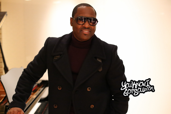 "Exclusive: Johnny Gill Covering Stevie Wonder's ""Love's in Need of Love Today"" at the Piano"