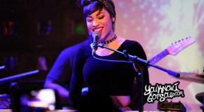 Recap & Photos: Karina Pasian & Kandace Springs Perform at BET Music Matters in NYC 12/9/14