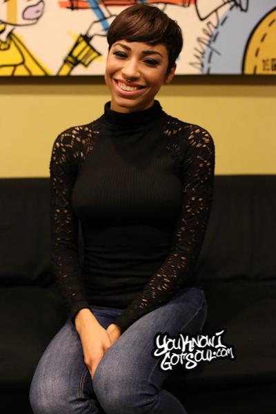 Karina Pasian YouKnowIGotSoul Dec 2014-1