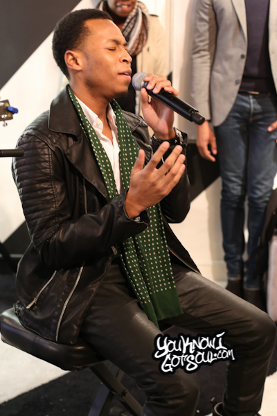 Kevin Ross Glade Pop Up Store NYC December 2014-1-2