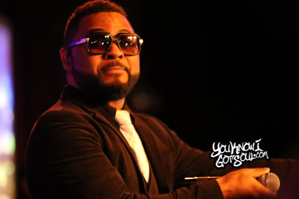 Musiq Soulchild BB Kings Dec 2014 2-2