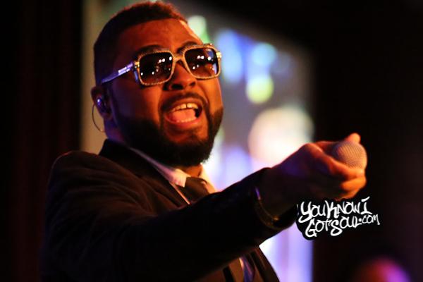 Musiq Soulchild BB Kings Dec 2014-2