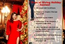 "Syleena Johnson Announces ""7 Days of Giving"" Holiday Contest"