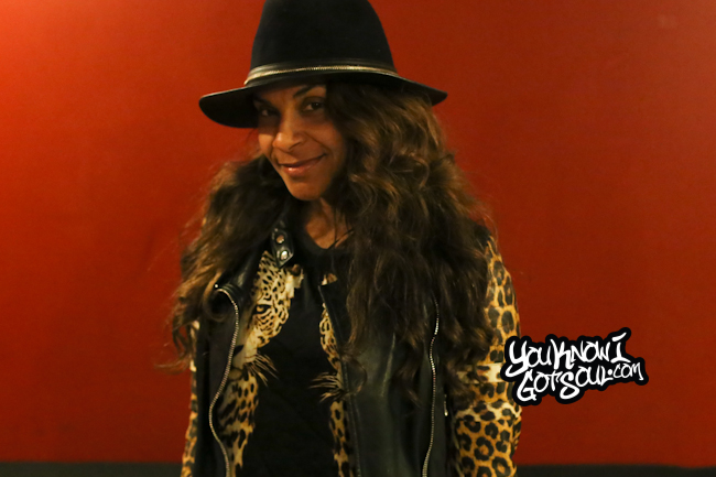Interview: Teedra Moses Talks California Vibes EP, Signing New Deal, Upcoming Album