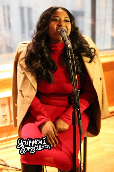 Jazmine Sullivan Listening Event Jan 2015-2