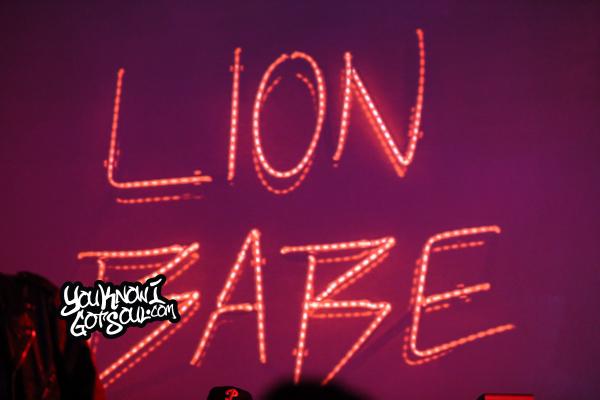Lion Babe Sol Village SOBs Jan 2015-1