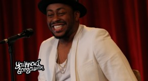 "Raheem DeVaughn Performing New Song ""Terms of Endearment"" Live in NYC"