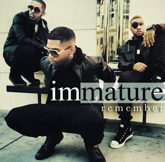 Immature Remember EP