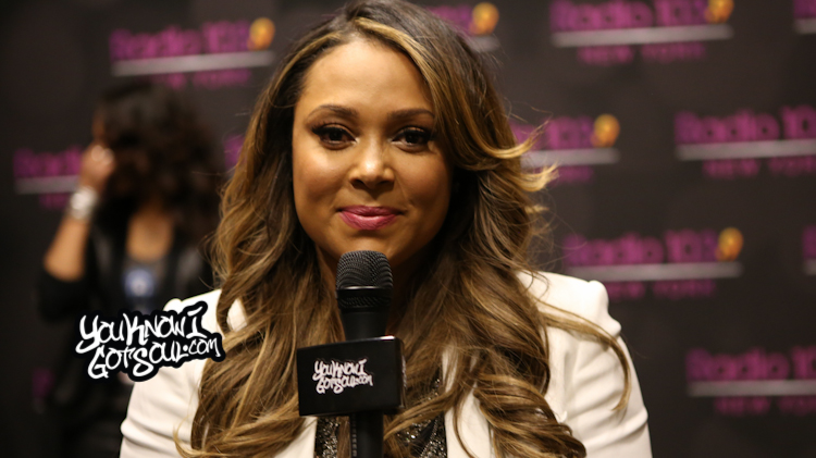 Exclusive: Tamia Introduces New Single Sandwich and a Soda and New Album Love Life