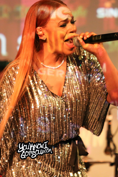 Faith Evans RnB Spotlight SOBs March 2015-2