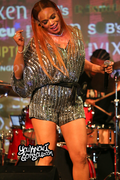 Faith Evans RnB Spotlight SOBs March 2015-7