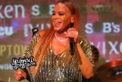 Recap & Photos: Faith Evans Performs for RnB Spotlight at SOBs in NYC 3/29/15
