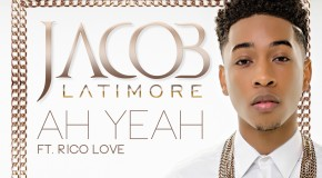 "New Video: Jacob Latimore ""Ah Yeah"" featuring Rico Love"