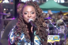 "Ledisi Performs ""Rock With You"" on Good Morning America"