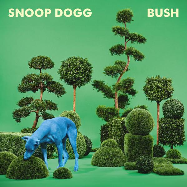 Snoop Dogg Bush Album Cover