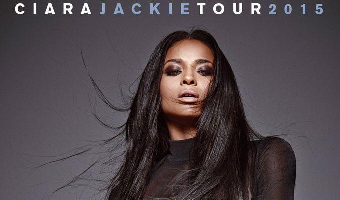 Ciara Jackie Tour Club Nokia