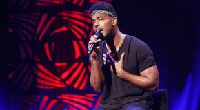 "Watch: Luke James Performs his Single ""Exit Wounds"" on The Real"