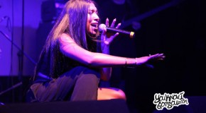 "Watch: Melanie Fiona Performs New Songs ""I Tried"" & ""Bite the Bullet"", Introduces New Album ""Awake"" in NYC"