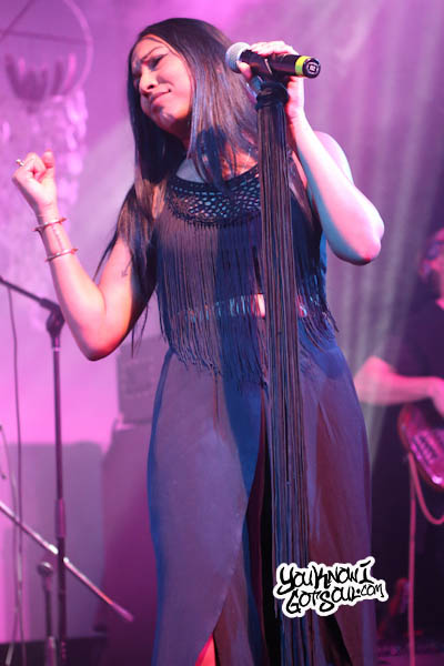 Melanie Fiona Verizon Mist Harlem May 2015-9