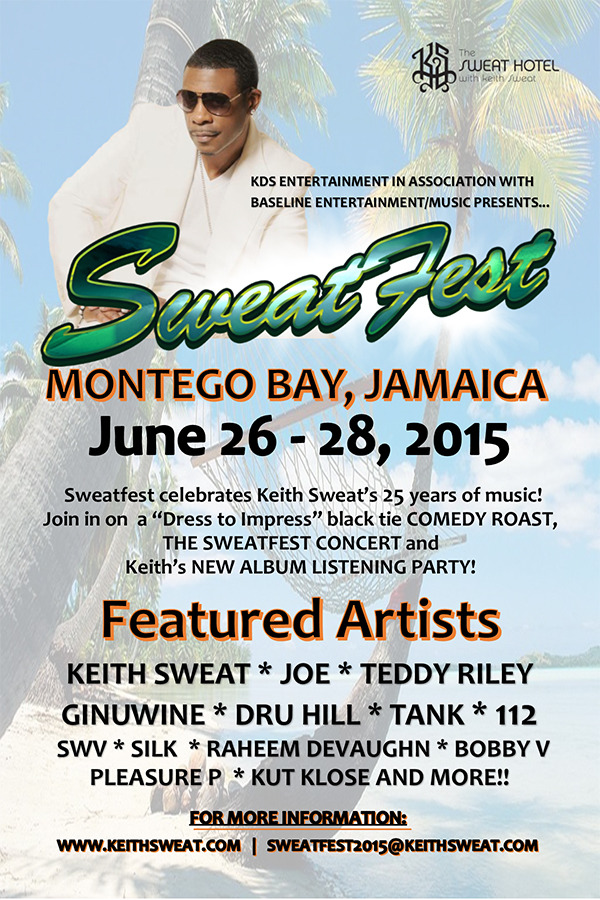 Sweatfest 2015