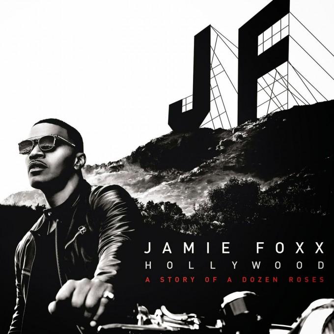 Jamie Foxx Holywood A Story of a Dozen Roses Album Cover