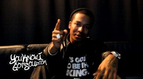 Interview: Chingy Talks Independent Label, Idolizing Michael Jackson & R&B Influences
