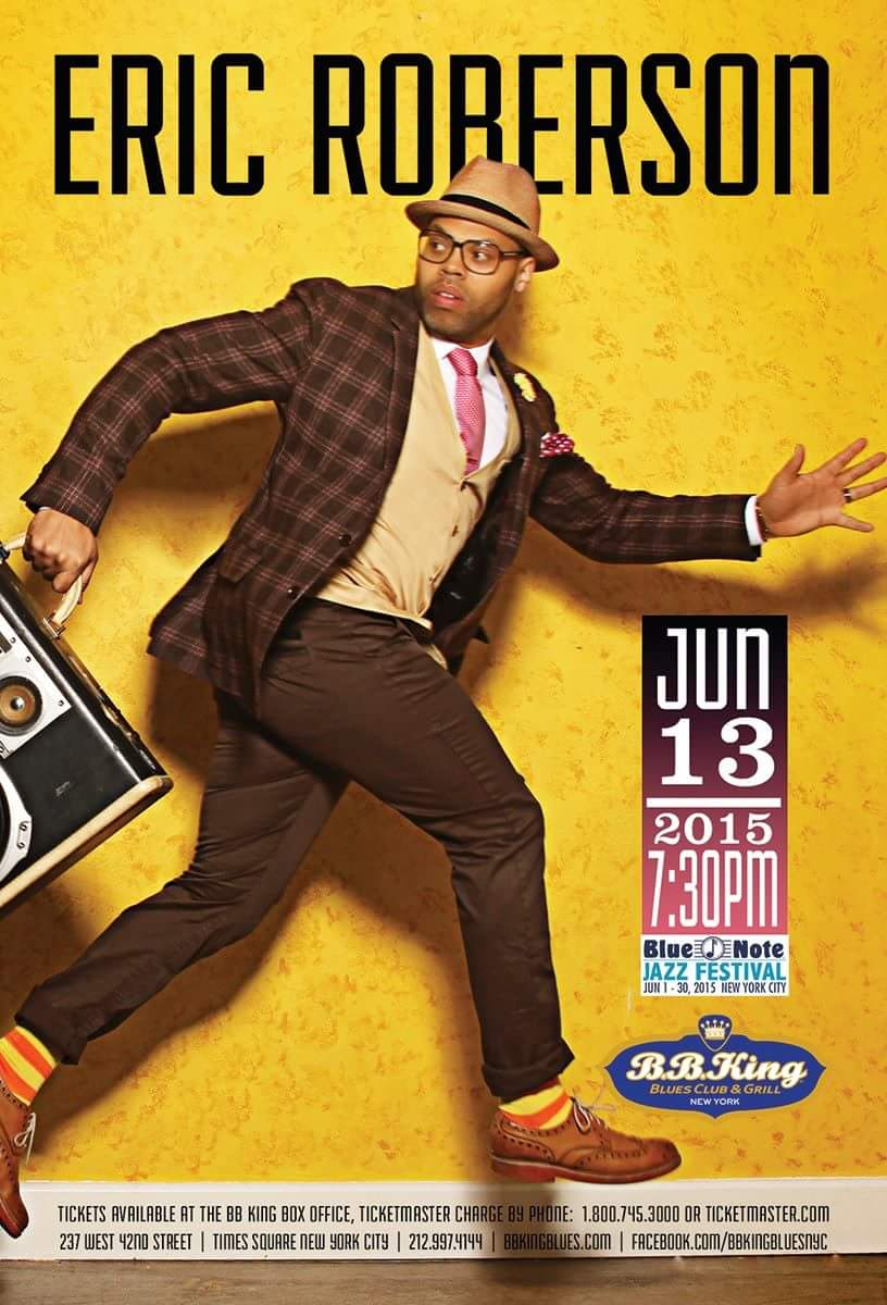 Eric Roberson BB Kings 6-13
