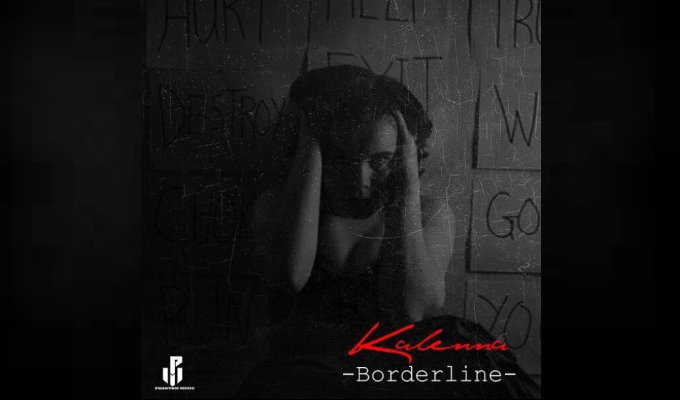 Kalenna Borderline Single Cover