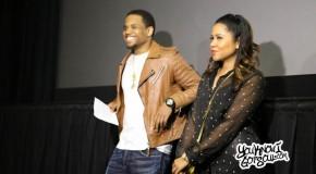 "Recap: Mack Wilds & Angela Yee Host Press Screening of Pharrell Williams' Executive Produced Movie ""Dope"""