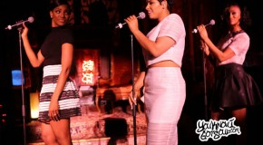 Watch: RaVaughn Performs With Her New Group The Shindellas at Weirdo Workshop in NYC
