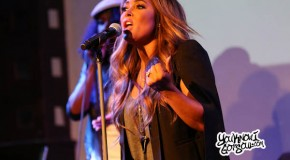"Recap & Photos: Tamia ""Love Life"" Album Release Performance at SOB's in NYC 6/8/15"