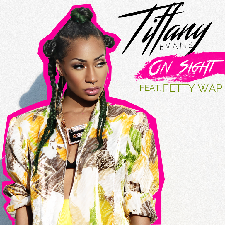 Tiffany Evans On Sight Fetty Wapp
