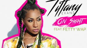"Tiffany Evans Performs Acoustic Version of ""On Sight"" in the Streets"