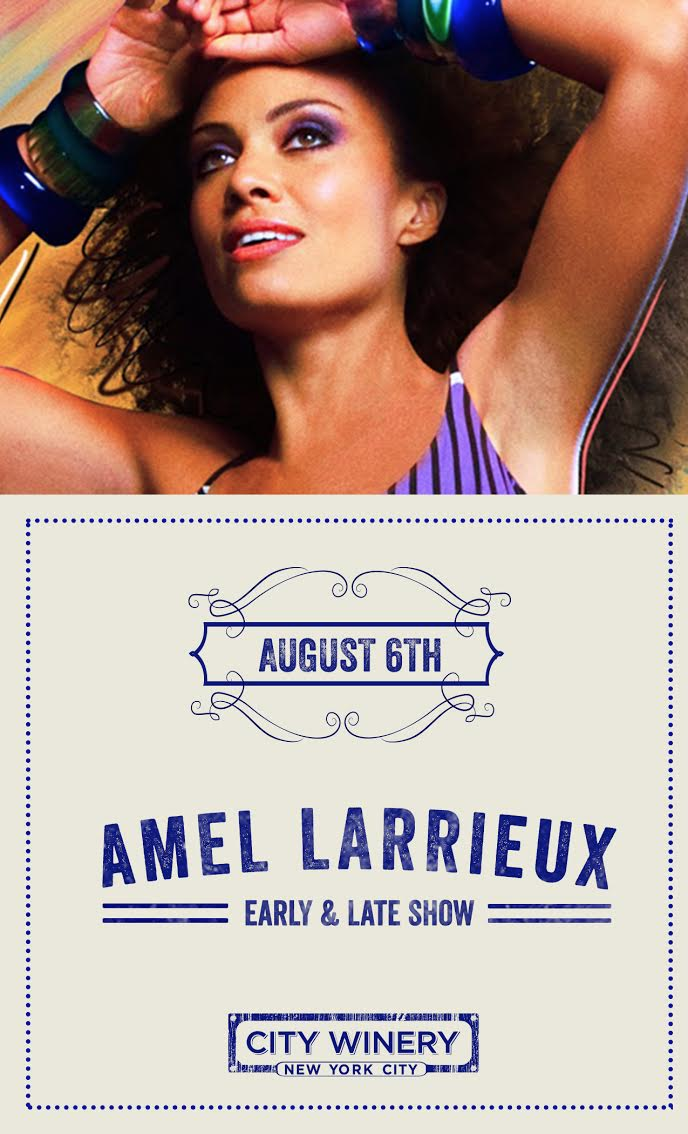 Amel Larrieux City Winery