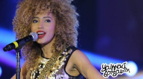 Photos: Andy Allo Performs at the 2015 Essence Festival
