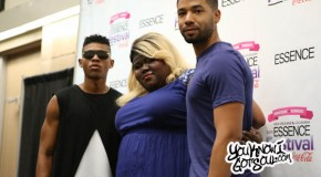 Behind the Scenes Artist Photos from the 2015 Essence Festival Press Room