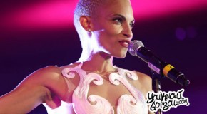 Photos: Goapele Performs at the 2015 Essence Festival