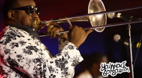 Photos: Jeff Bradshaw Performs at the 2015 Essence Festival