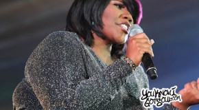 Photos: Kelly Price Performs at the 2015 Essence Festival