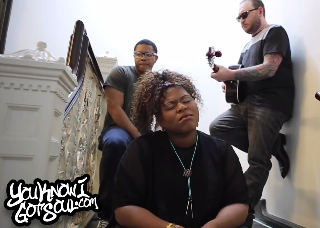 Stacy Barthe Live slider