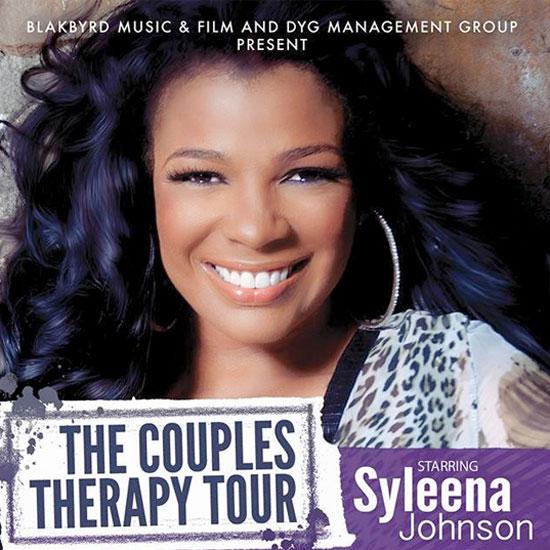 Syleena Johnson Couples Therapy Tour 2015