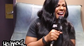 "Exclusive: Syleena Johnson Performs an Acapella Version of ""Harmony"" Live for YouKnowIGotSoul"