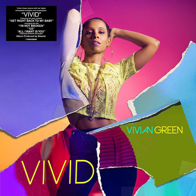 Vivian-Green-Vivid-Album-Cover
