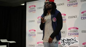 Exclusive: Wale Talks R&B Collabs and Love for the Genre