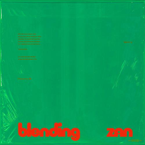 Zan Blending